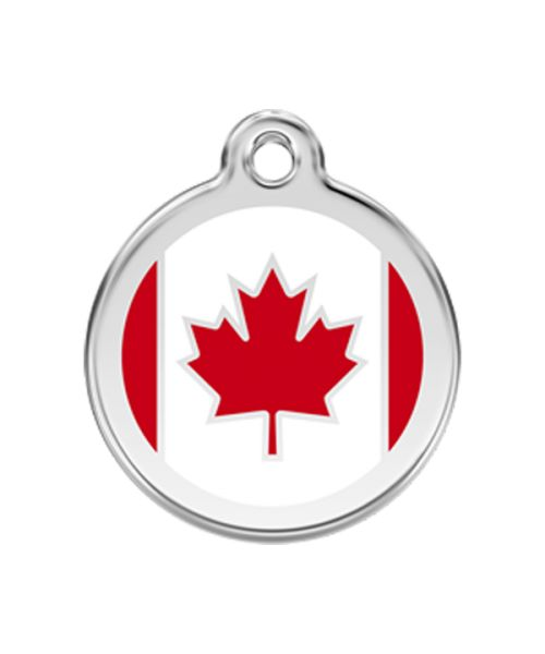 medal-for-dog-cat-flag-canada-shipping-free-shop-gueule-damour