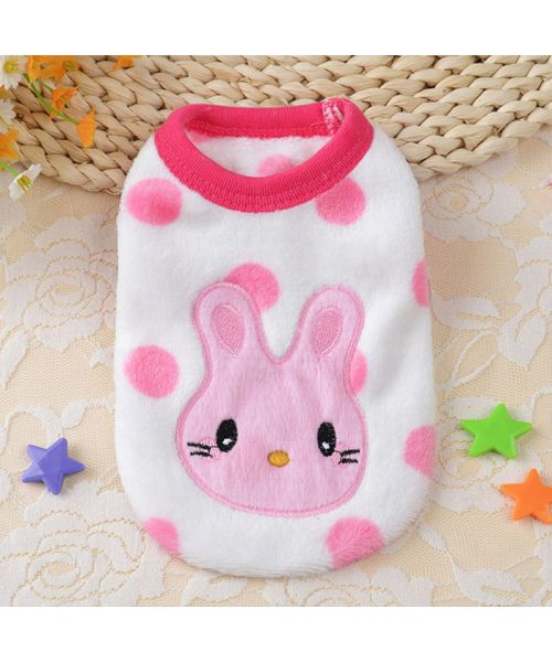 special fleece cat clothing for the interior of the house cold protection hairless cat