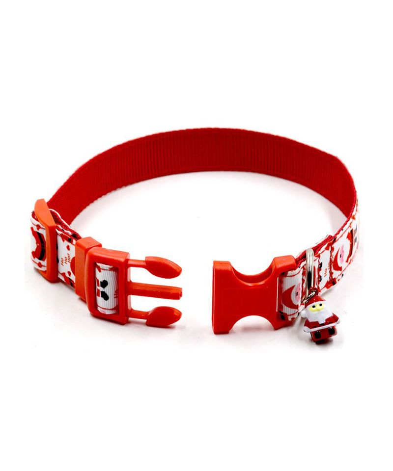 Rouge Chien Noel Chiens Colliers Special Pour Collier oEedCQrxBW