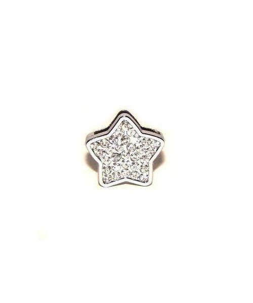 Jewel star-shaped clear rhinestones for the original gift dog cat accessories collars, rhinestone pet