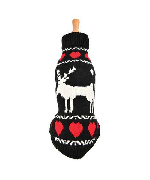 pour pour grand chien de noel renne livraison rapide Dom Tom Suisse Belgique Canada Guadeloupe
