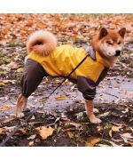raincoat for large dog with paws with hood cheap delivery, Belgium, dom tom switzerland canada free