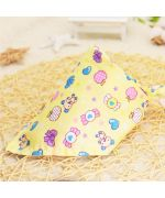 Scarf Bandana with Lovely yellow for dog or cat nice gift for pets for the summer