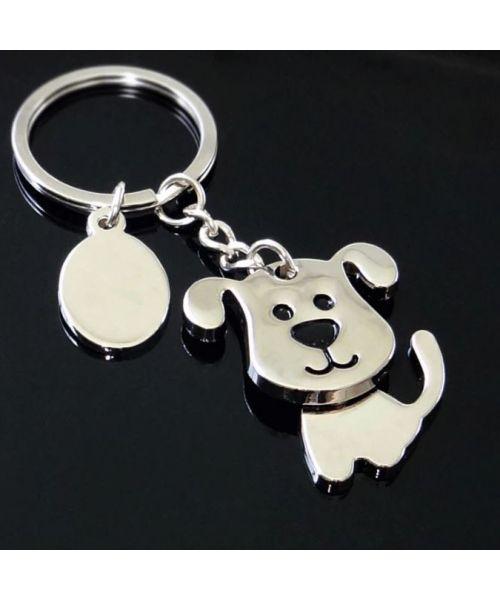 porte clé chien très mignon pour cadeau original boutique Gueule d'Amour
