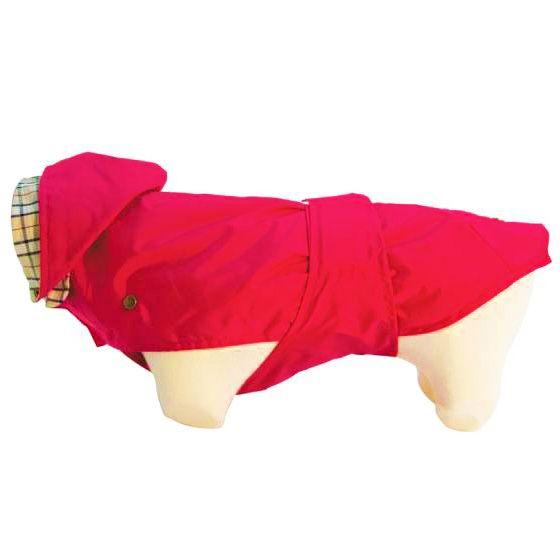 imperméable-pour-chien-rouge-petit-grand-chien-qualité-marseille-paris-alpes-bretagne-nantes-montpellier