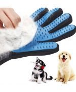 Shop quality cheap dog grooming glove for dead hair mouths of love