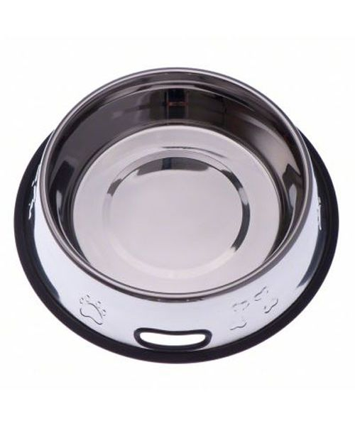 door-bowls-for-dogs-cats-stainless steel-decor-iron-wrought