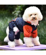 manteau de pluie pour chien avec pattes original westie jack russel cavalier papillon spitz caniche bichon