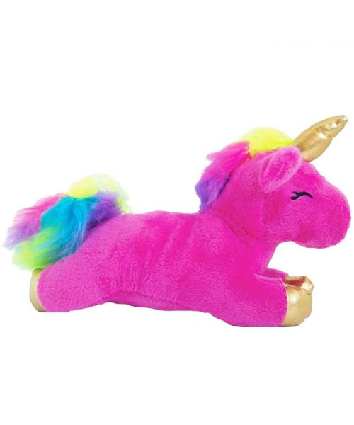 Plush unicorn pink