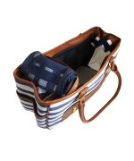 Marine transport bag for small dogs and cats