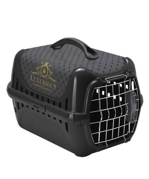 Transport box for cat Luxury