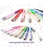Stylo strass crystal