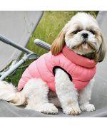 doudoune reversible pour chien