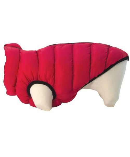 puffy jacket for dogs reversible