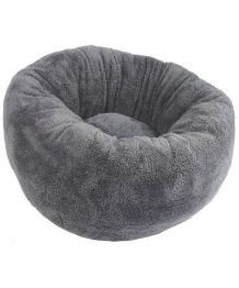 Cushion Cocooning for small dog and cat - Grey