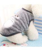 sweater plush dog