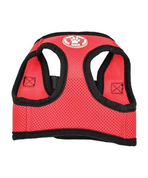 up harness red for dogs