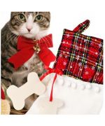 chausette noel pour chat