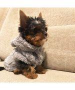 plush york baby sweater