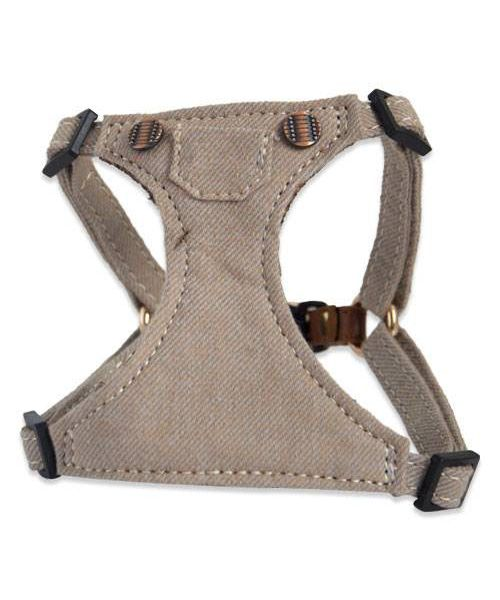 harnesses, chic dog beige