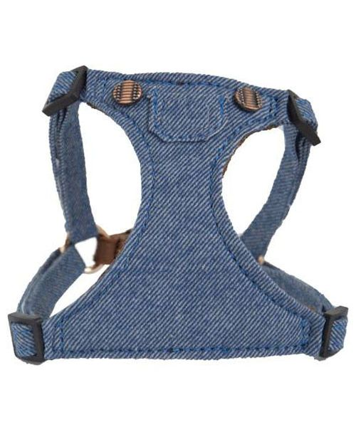 harness trend jean small dog
