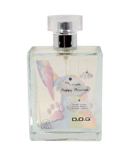 Special puppy scent