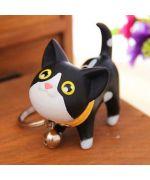 cat keychain cute gift idea