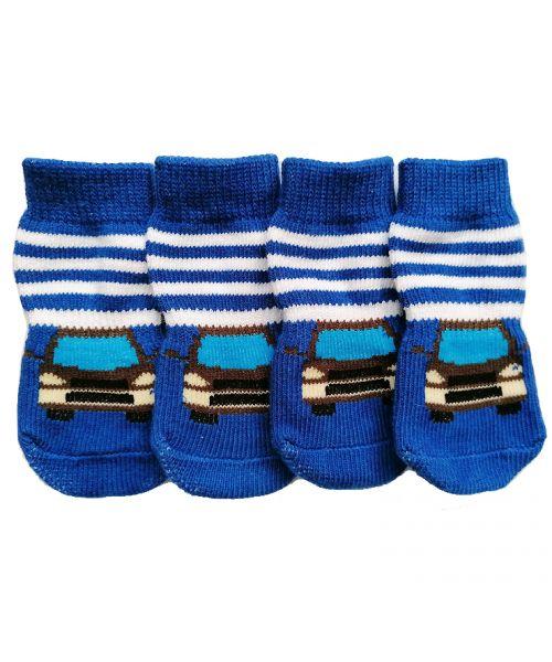 chaussette pour chien marin