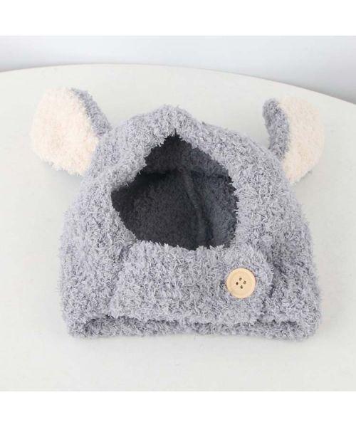 chapeau pour chien d'hiver