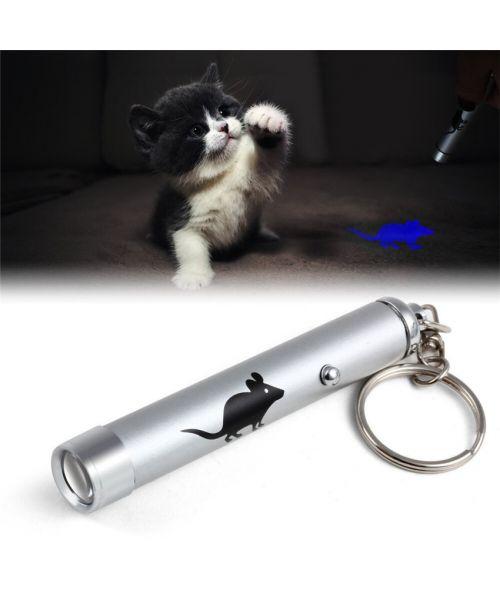 jeu pour minou laser