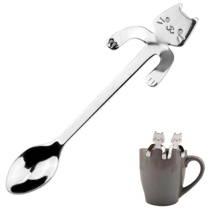 original cat spoon