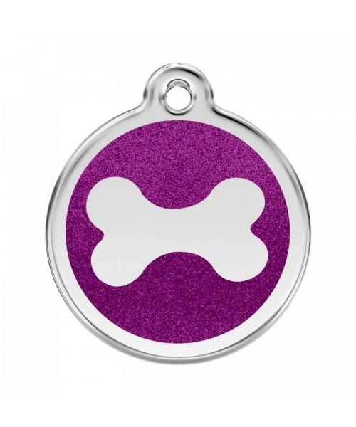 medaillon pour chien avec gravure nom prenom adresse petit grand chien pas cher
