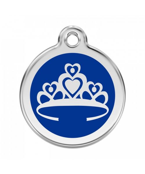 Medal, custom crown