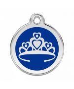 Médaille personnalisée couronne