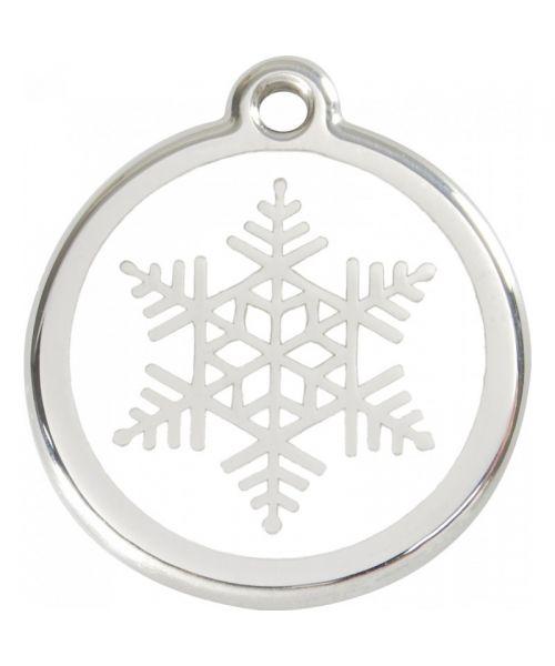 medaille flocon de neige
