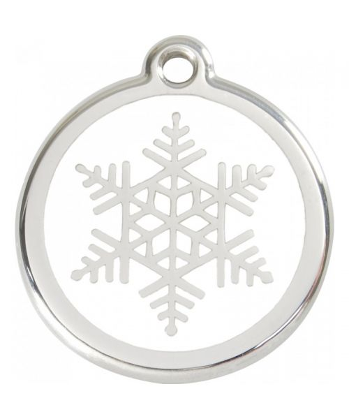 medal for dog and cat not expensive christmas gift snowflake