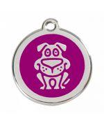 Médaille personnalisée chien