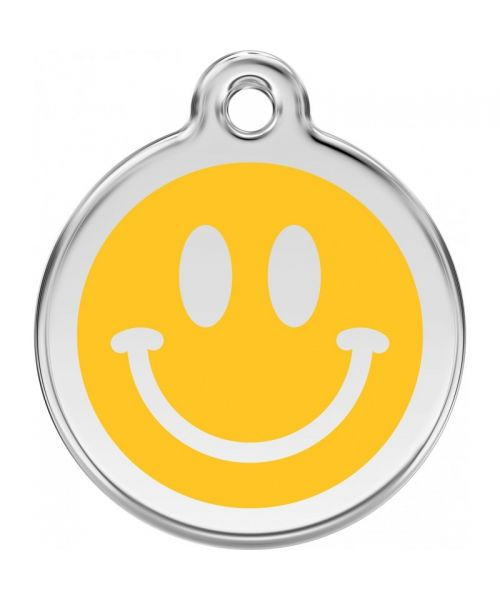 medal smiley dog and cat to burn