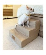 stairs for dog to climb on the bed