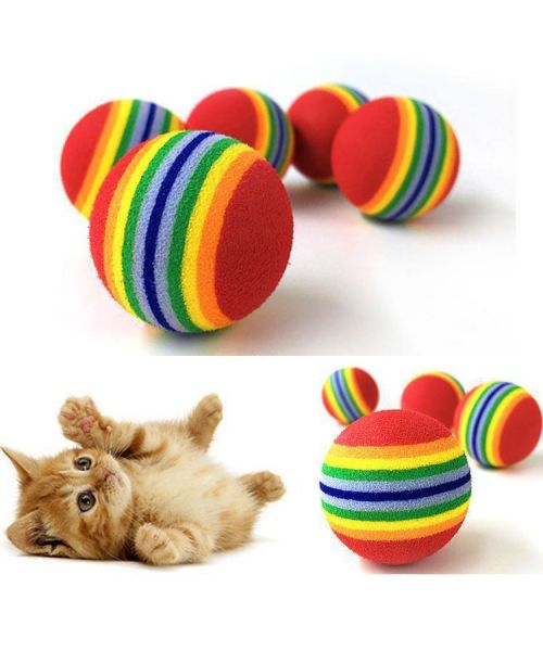 ball toy for cats not expensive light free delivery mouth d love