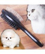 brosse avec picots pour animaux