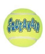 jouet balle de tennis pour chien