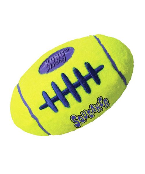 dog toy rugby ball