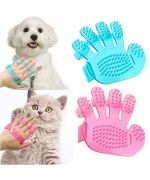 Glove brushing/massaging - cats and Dogs