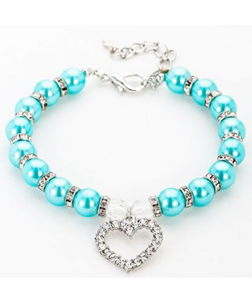 dog collar pearl delivery guadeloupe martinique mayotte French guiana saint pierret and miquelon switzerland belgium