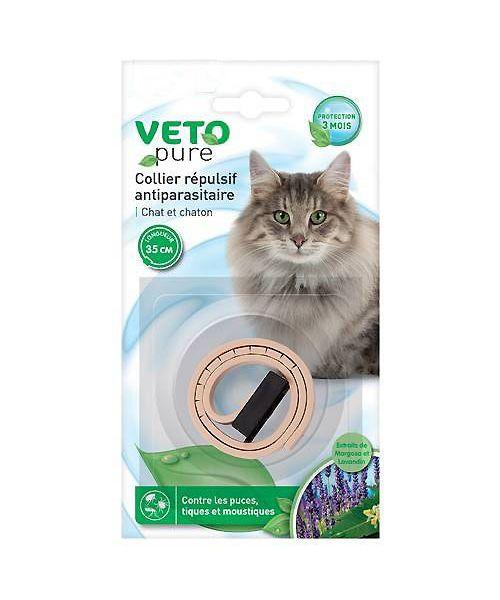 collar repulsif for cat and kitten