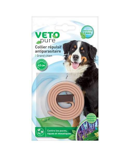 flea collar for large dog