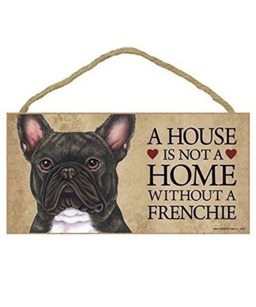 plate house bulldog French
