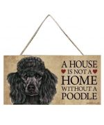 plate house poodle