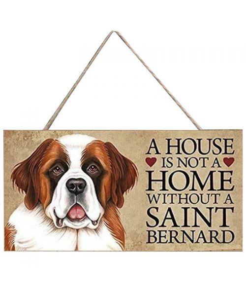 plate saint bernard